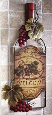 wine decor