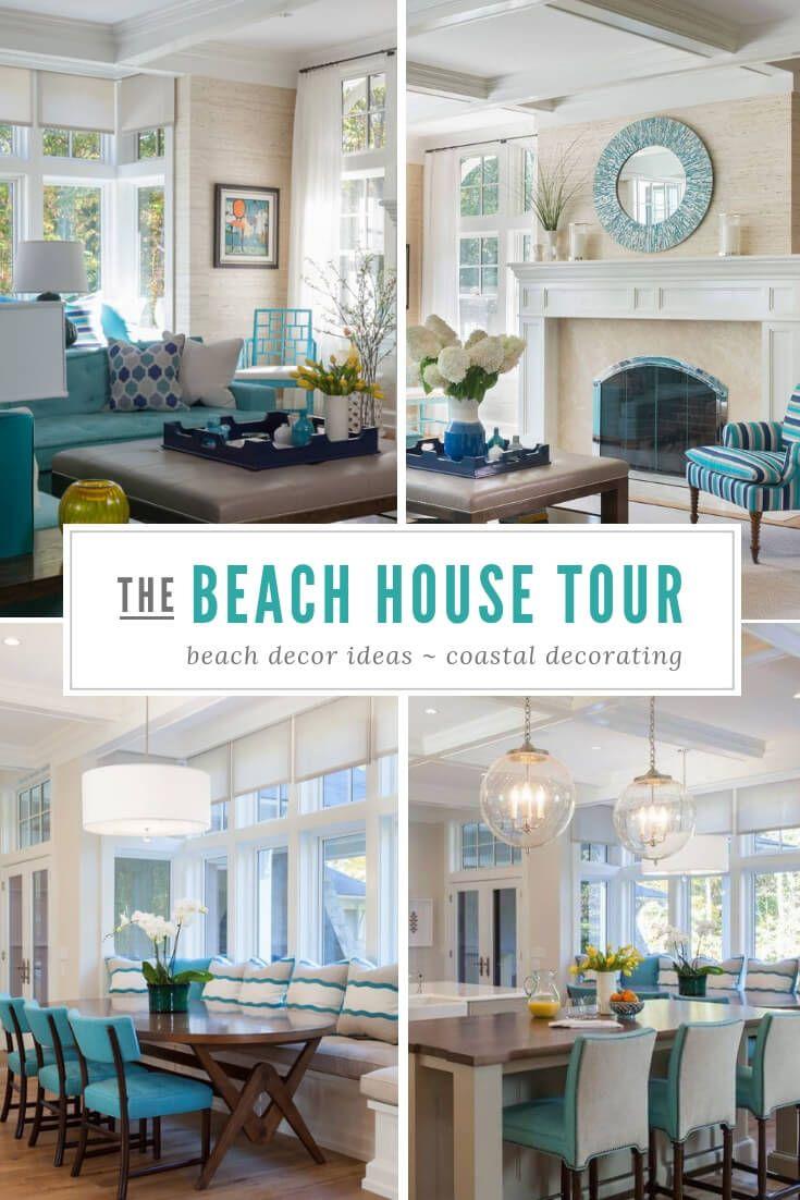 Beach Decor East Greenwich Rhode Island Beach House Interior