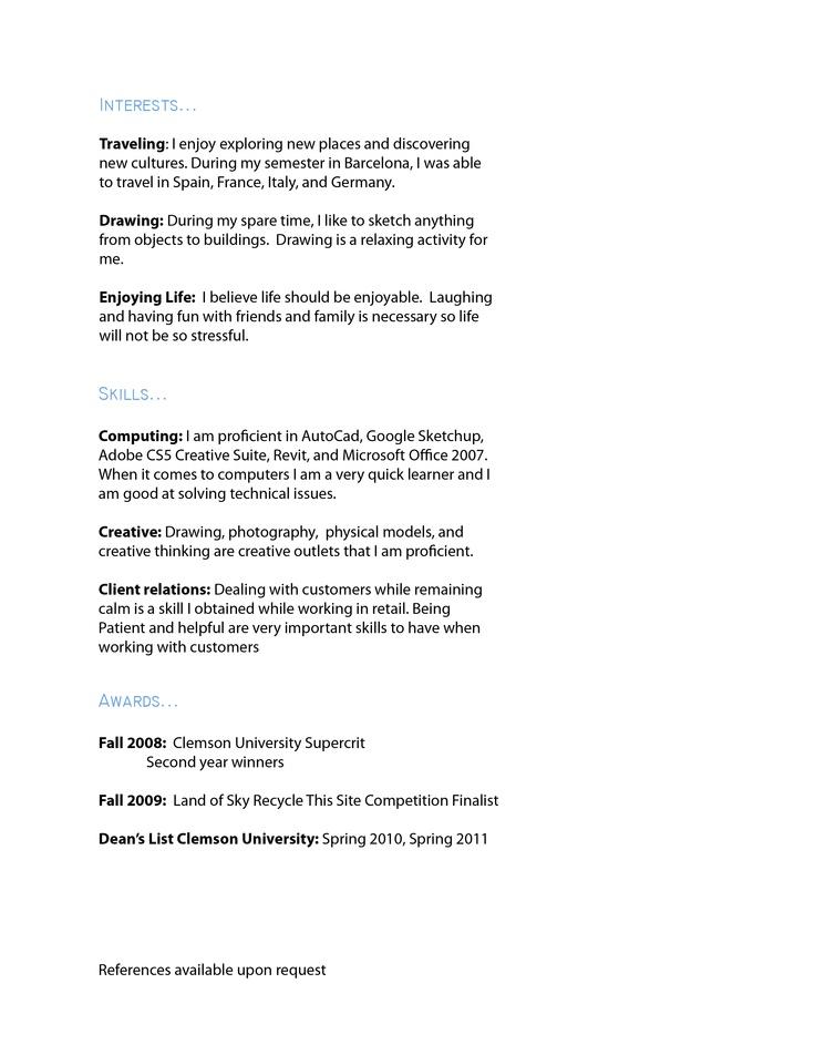 54 best Infographic cv images on Pinterest Resume cv, Resume - cypress resume