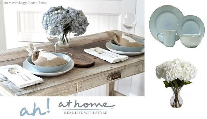 Ah! Table setting with AtHome