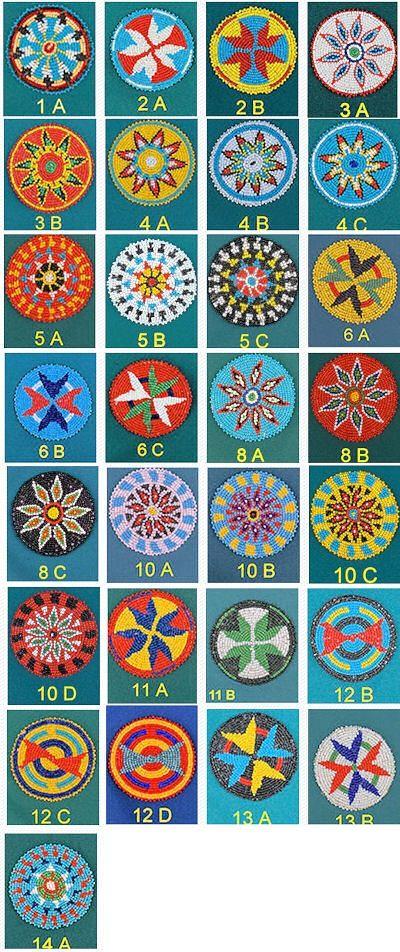 native beadwork | alaska native beading patterns | Native American Beadwork