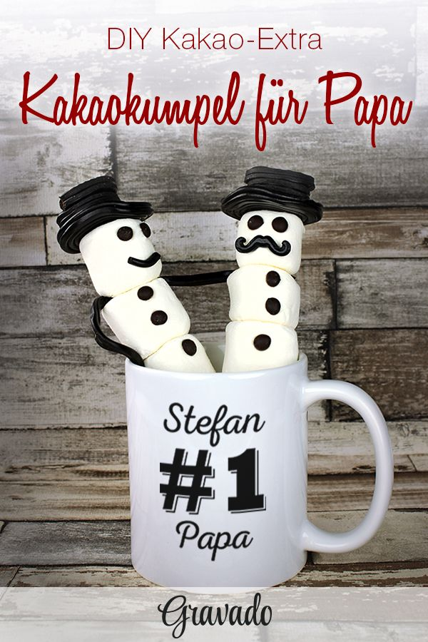 Tasse - #1 Papa - Personalisiert | Pinterest | Weihnachtsgeschenke ...