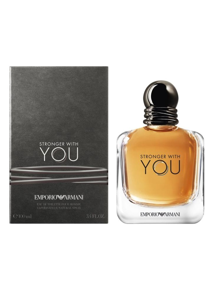 Giorgio Armani Stronger With You, stronger with you, armani stronger