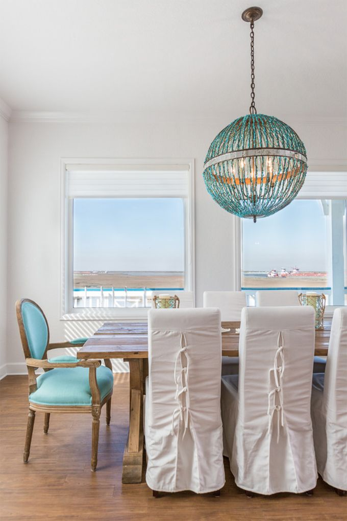 House of turquoise laura u interior design dining room for Laura u interior design