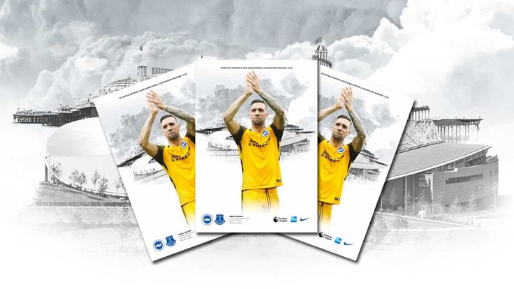 In Sunday's bursting-at-the-seams 100-page issue of Albion's matchday magazine against Everton, cover star Shane Duffy talks about his early days growing up at Goodison Park, his flourishing partnership with Lewis Dunk and why he is ready for the Premier League this season.