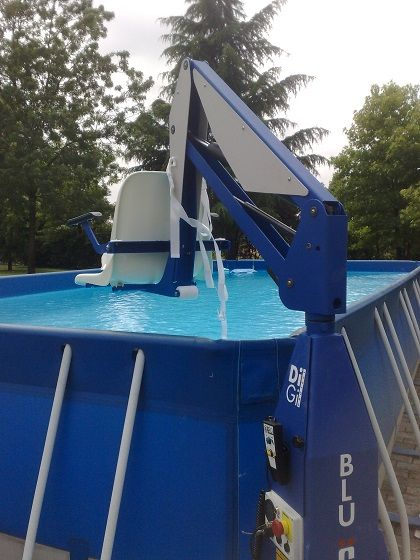 136 best pool lifts images on pinterest for Swimming pool lifting out of ground