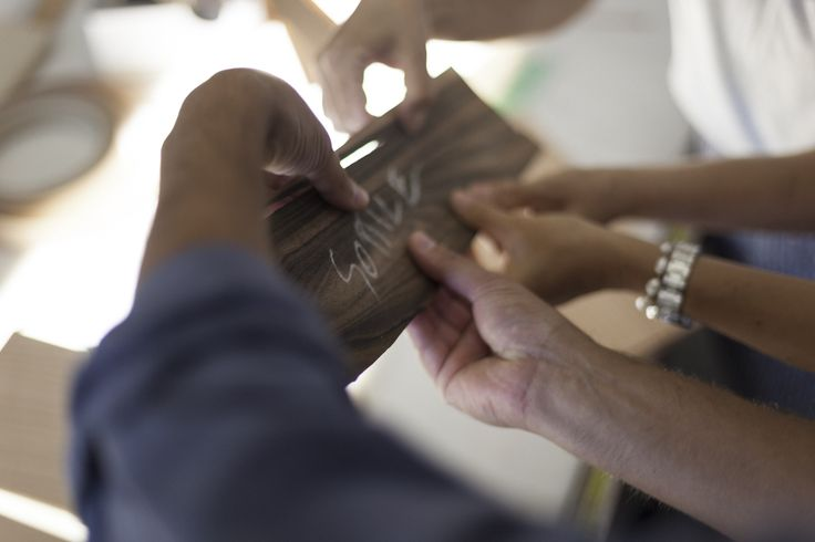 [ #makingof NYC loft] Crafty hands #Ermesponti