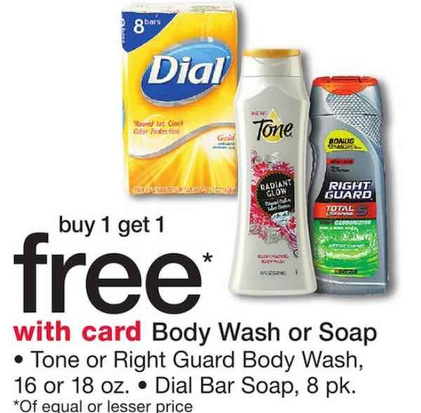 Tone Body Wash Only $1.75 At Walgreens After BOGO Sale and Printable Coupon
