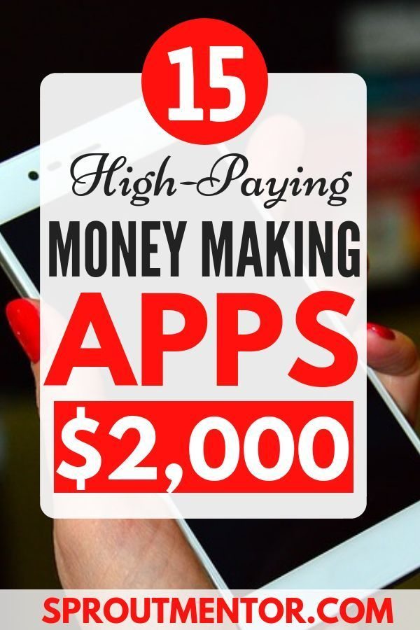 60 Best Money Making Apps That Pay Real Money In 2019 – Hildah| Work From Home Jobs