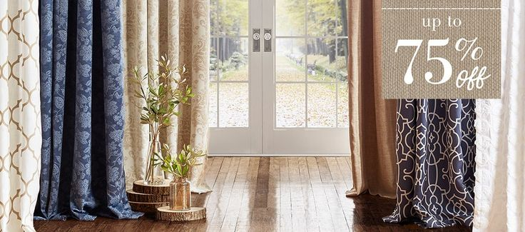 A New View: Curtains Sale | Joss & Main