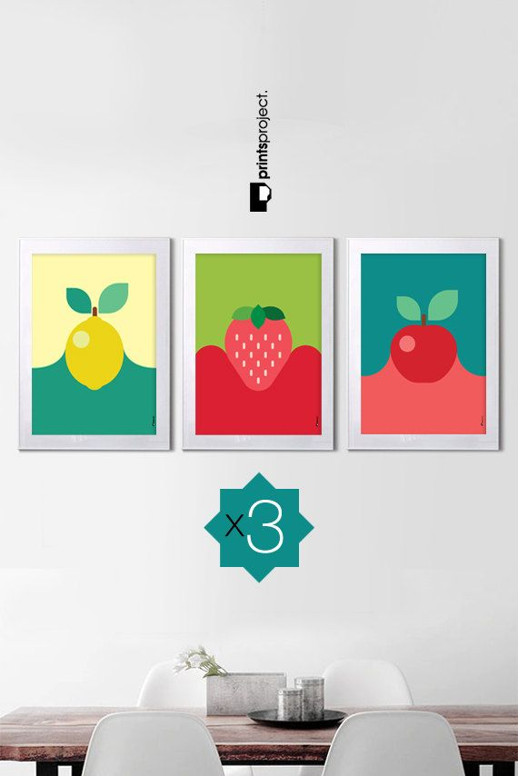 Modern Kitchen Art 158 best my wall art ✩ etsy images on pinterest | costco