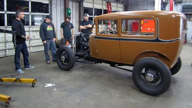 1931 ford model a fast n 39 loud season 1ep 01 model a madness gas monkey f l pinterest. Black Bedroom Furniture Sets. Home Design Ideas