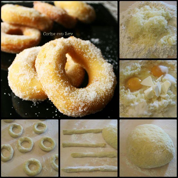 Ciambelle di patate, ricetta umbra