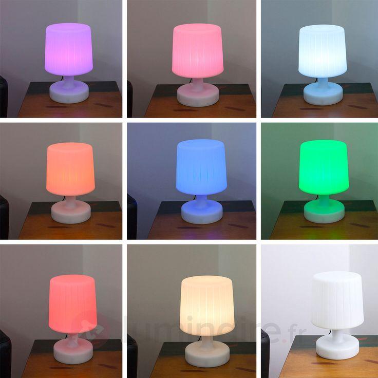 1000 id es sur le th me luminaire solaire sur pinterest for Lampe led pour exterieur