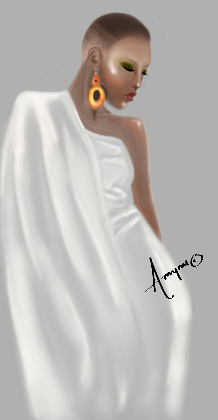 Fashion Illustration by Amynu   Works of Art ...