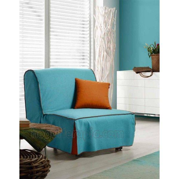 8 mejores im genes de sofas camas en pinterest sillones for Sillon cama pequeno