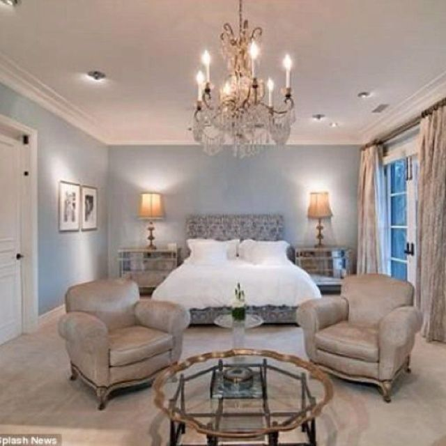 Celebrity Home Decor: Million Dollar Homes Interior