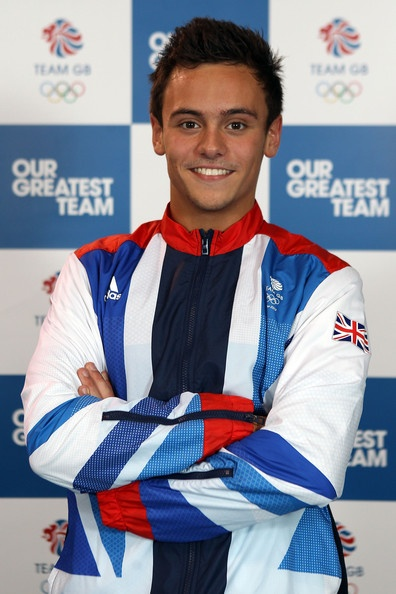 Tom Daley Photo - Team GB Diving Athletes Announced For London 2012 Olympic Games