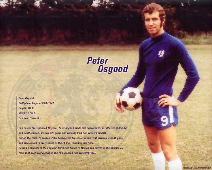 Peter 'The King' Osgood
