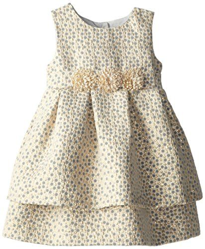 Pippa & Julie Little Girls' Brocade Party Dress, Gold, 3T Pippa & Julie http://www.amazon.com/dp/B00MOESPIE/ref=cm_sw_r_pi_dp_w8xuub0DBA460