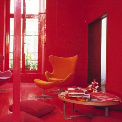 25 best ideas about rouge sang on pinterest map de for Salon contemporain