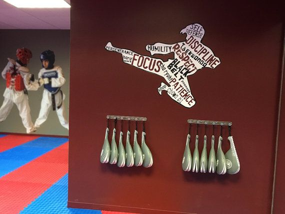 Flying sidekick guy Wall decal - Removable / Reusable / Perfect for bedroom, Martial arts studio, gift, TaeKwonDo, Karate, Aikido, Kung Fu