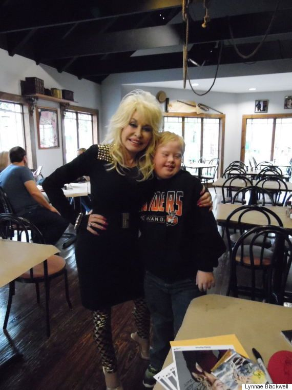 Dolly Parton Duets With Superfan Who Has Down Syndrome
