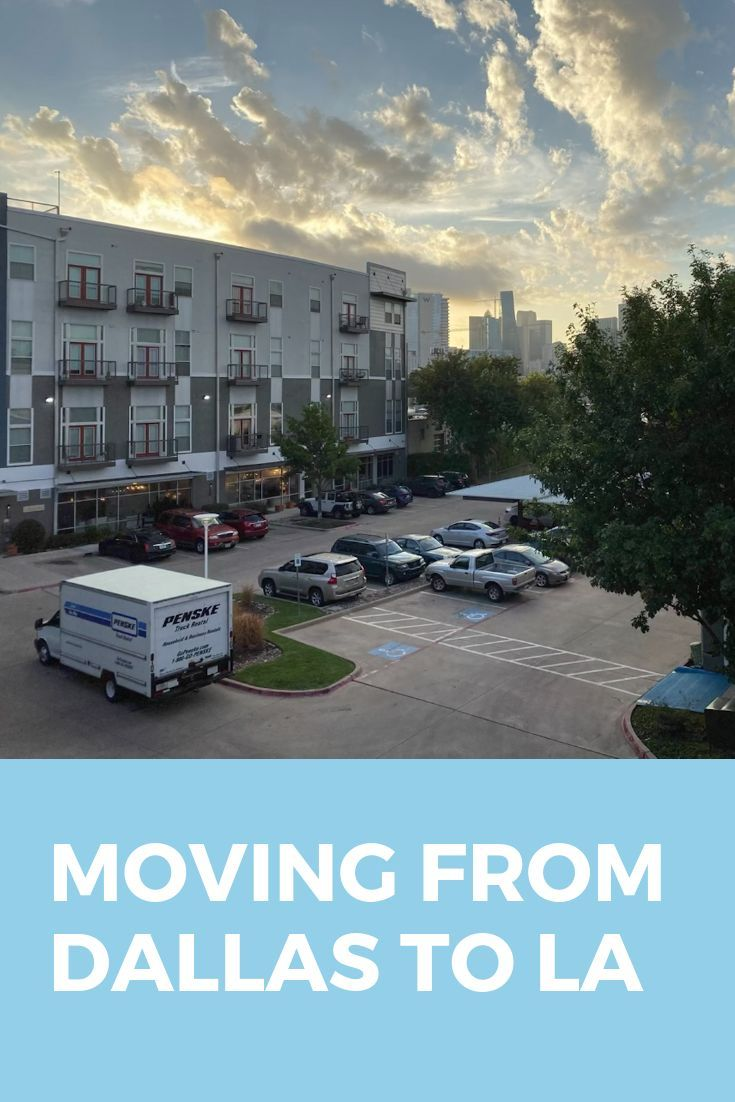 Moving Series Part 1 Driving From Dallas To Los Angeles Tips Texas To California Road Trip Best Route Lments Of Style Ellemule Los Angeles Dallas Travel