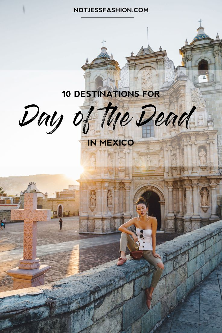 Mexicans celebrate Day of the Dead by vibrantly decorating graves and altars, visiting cemeteries, and indulging in delicious seasonal foods. Here's where to go!