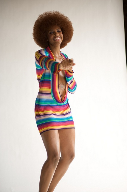 N'dambi 'Can't Hardly Wait' video shoot - Directed by Paul Boyd by ndambi, via Flickr