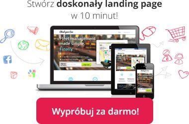 Mailing reklamowy = baza + wiadomość + landing page