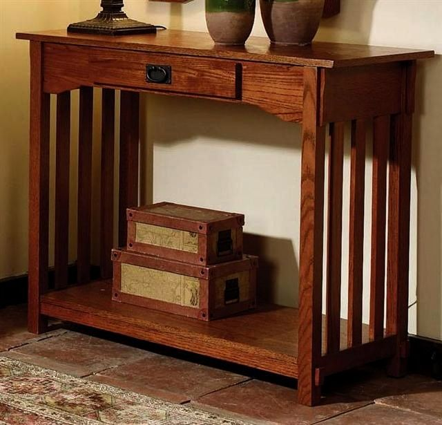 Mission Furniture Shaker Craftsman Furniture. I'd love to turn something like this into a sink vanity w/ 2 vessel sinks.