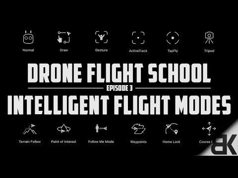All 12 DJI Intelligent Flight Modes Explained (In-Depth Walkthrough) - YouTube