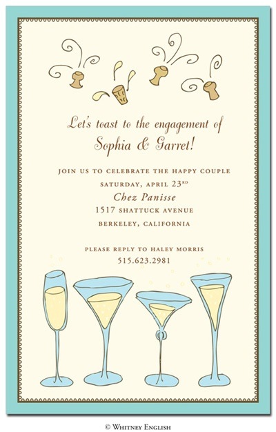 21 best Engagement Invitations images on Pinterest Engagement - best of invitation english