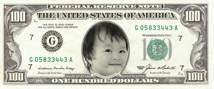 Free Printable Personalized Money
