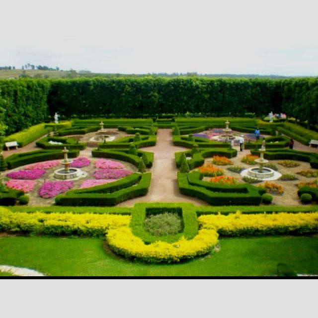 Hunter Valley Gardens New South Wales, Australia.