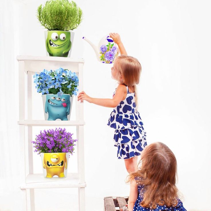 Looking For A Pet? How About One Of Our Plantmonsters? #plant #monster ·  Room InteriorKids ...