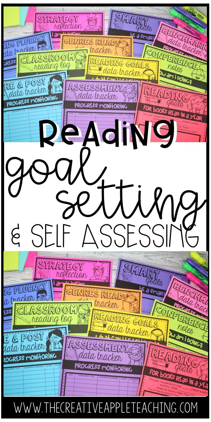 What a great resource to get your students setting goals and tracking their progress! This resource includes handouts to help your students track data. The following handouts can be found in this resource. self assess | student goals