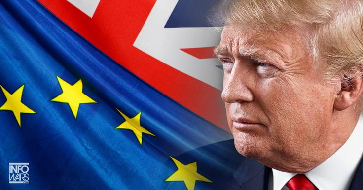 """Trump Issues Statement On Brexit: """"They Took Their Country Back, We Will Take America Back"""""""