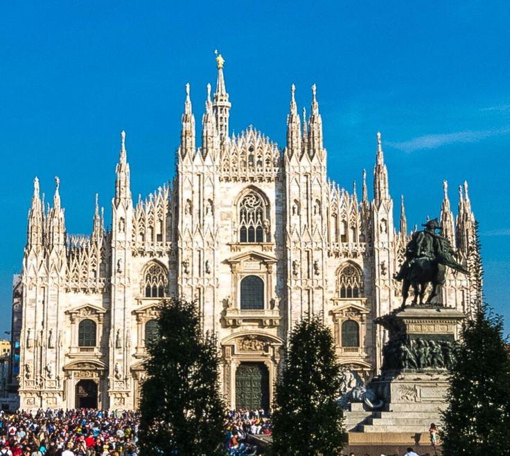 #Reisen #Mailand