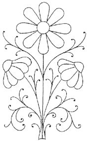 embroidery patterns - Buscar con Google                                                                                                                                                      More