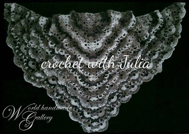 ☝️SALE!SALE!SALE 100% Hand-Made   https://www.facebook.com/groups/world.hand.made.gallery/ ____________________  Crochet with Julia. Egypt  Египет Каир. Шаль. Воздушная, теплая, легкая. Размер 130×65см. Вес 100гр. 25% мохер 75% акрил. ____________________ Egypt Cairo. Shawl. Airy, warm and light. Size 130×65cm. Weight 100gram. 25% mohair 75% acrylic. Delivery in Egypt. ____________________ http://world-handmade-gallery.com/ ____________________________ #worldhandmadegallery #шаль #р...