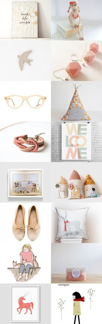 Life is simple by Teresa on Etsy