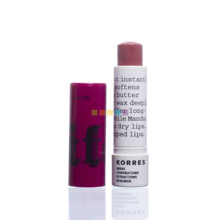 Hydraterende en voedende stick met lippenboter die onmiddellijk hydrateert en de lippen verzacht.  Met zonnebeschermingsfactor 15. Ideaal voor gebarsten lippen. Dermatologisch getest.