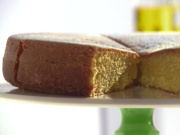 Orange Olive Oil Cake Recipe : Melissa d'Arabian : Food Network