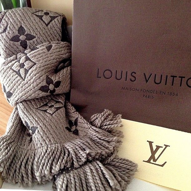 LV Scarf #Louis #Vuitton #Scarf