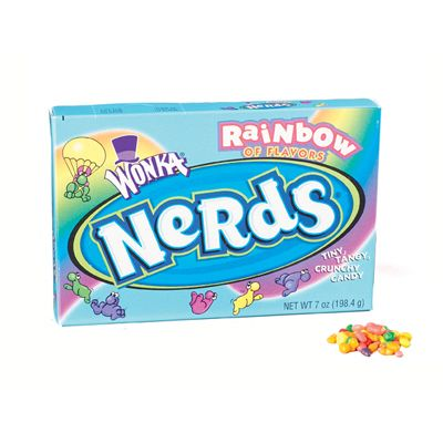 Rainbow Nerds Box from the World's Largest Online Candy Store!