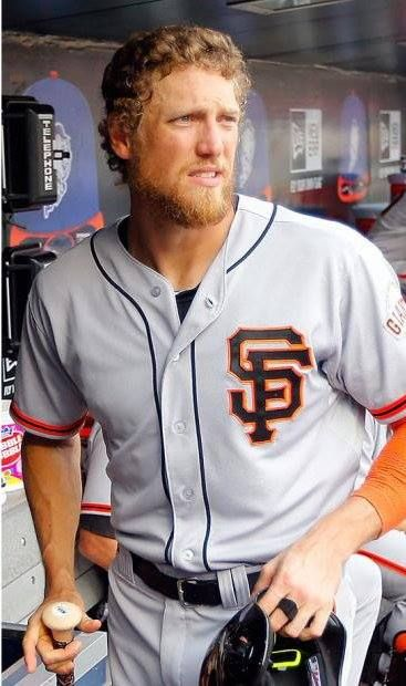 #8 Hunter Pence, right field