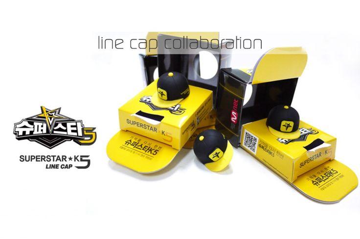 M.NET SUPERSTAR K5 LINE CAP