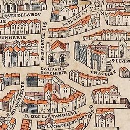 Paris circa 1150 under the reign of King Henry II of France. Created by Olivier … Marie-Louise Jansson